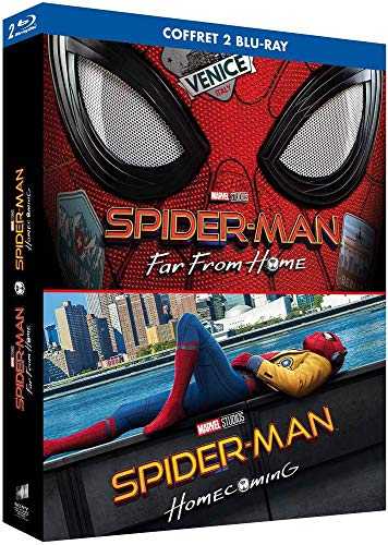 Spider-Man : Homecoming + Far from Home [Blu-ray]