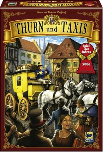 Thurn and Taxis - Mejor juego del año 2006