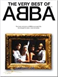 The Very Best of ABBA - Noten Songbook Klavier, Gesang & Gitarre [Musiknoten]