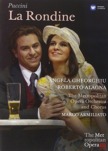 Puccini, Giacomo - La Rondine
