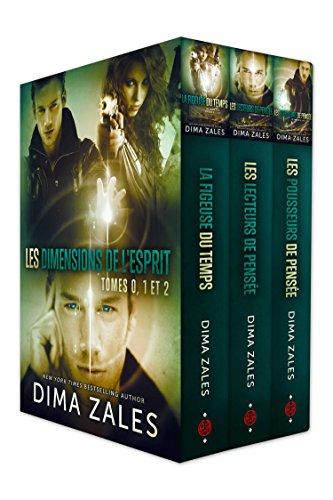Les Dimensions de l'esprit, tomes 0, 1 et 2 (Les Dimensions de l'esprit) par Dima Zales