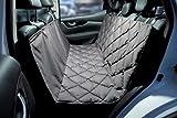 Pointer - Autoschondecke, Rücksitzschoner, Decke für den Rücksitz für Hunde, Rückbank, Autositz, robuste Schondecke, Hundedecke, einfache Reinigung, einfache Installation - bei 95°C im Ganzen waschbar