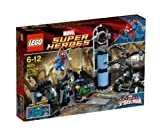 LEGO Super Heroes Spider-Man 's Doc Ock Ambush Set