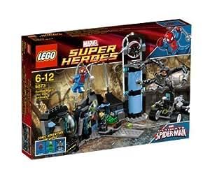 LEGO Super Heroes Spider-Man's Doc Ock Ambush Set