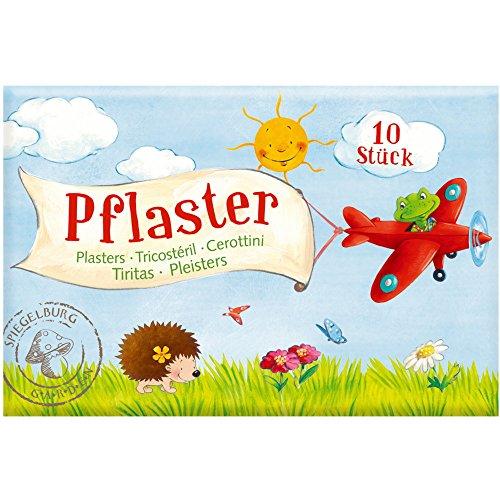Spiegelburg 13755 Pflasterstrips Spiel & Spaß im Garten! (10 Stück) Garden Kids