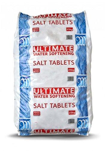 Monarch Ultimate Water Softener Salt Tablets 25kg Bag
