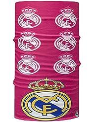 Wind Xtreme 1514 Real Madrid Pink - Braga de cuello unisex, multicolor, talla única