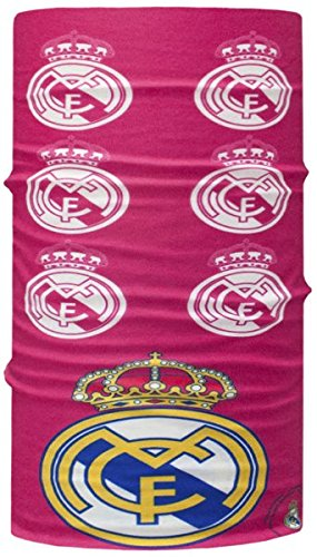 Wind Xtreme 1514 Real Madrid Pink - Neck Warmer, Unisex, mehrfarbig, Einheitsgröße (Real Madrid Stirnband)