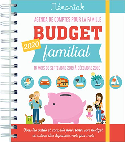 Budget familial par  (Reliure à spirales - Jul 5, 2019)