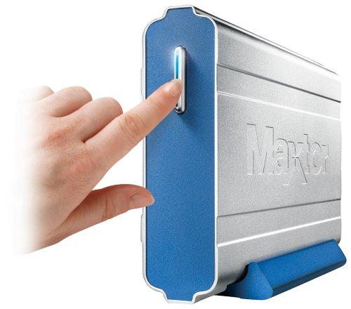 Maxtor 250 Gb Festplatte (Maxtor A14A250 OneTouch externe 250GB Festplatte (USB2.0 & FireWire))