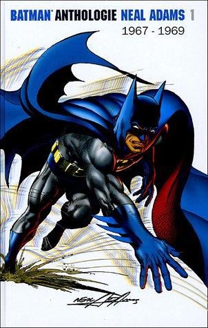 Batman anthologie 1967-1969 : Volume