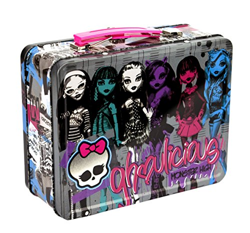 Image of Monster High Too Ghoul for School Cosmetic Lunchbox Tin