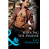 Seducing the Marine (Mills & Boon Blaze) (Uniformly Hot!, Book 57)
