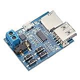 Sanzo® TF card u disco formato MP3Decoder Board amplificatore, usato usato  Spedito ovunque in Italia