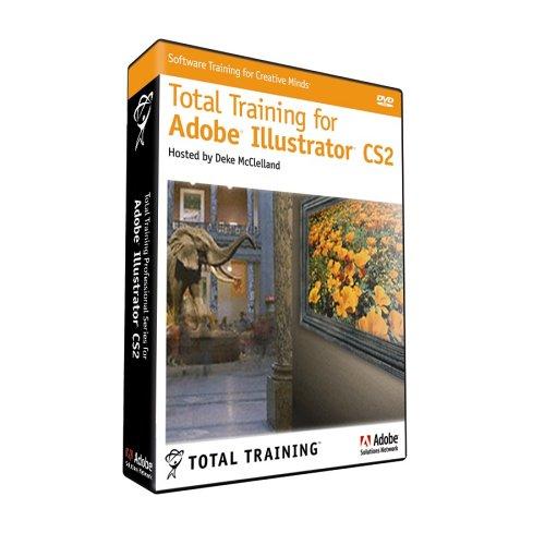 Total Training: Illustrator CS 2 (PC/Mac) Test