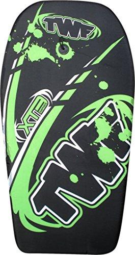 TWF Kid 's EPS Tabla de bodyboard, color negro y...