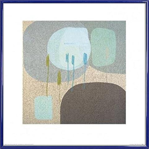 Claire O'Hea Póster Impresión Artística con Marco (Plástico) - Sacred Arbor (40 x 40cm)
