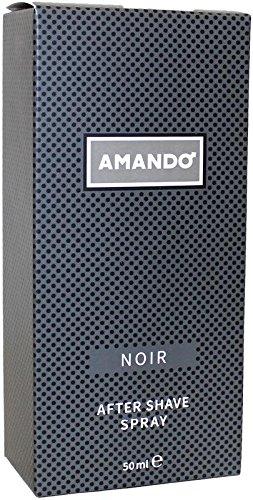 Amando Noir für Männer - 50ml - Aftershave Spray -