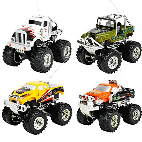 RC Remote Control High-Speed Desert Off-Road Racing Car Truck ()