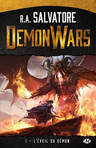 Demon Wars, T1 : L'Éveil du démon - OP PETITS PRIX IMAGINAIRE 2018