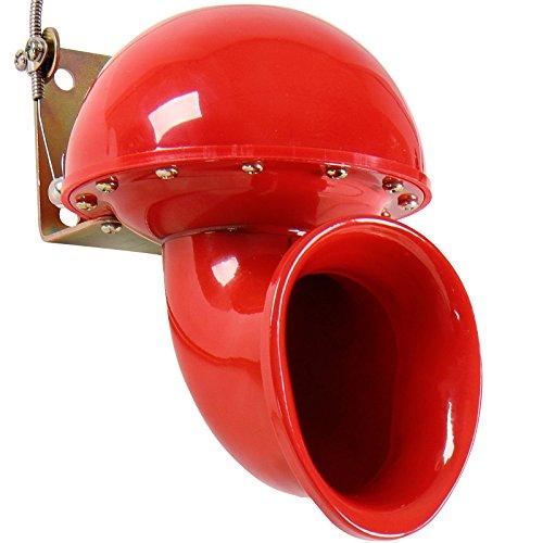 Signalhorn mit 110 Dezibel Fanfare Bull Horn - Spannung: 12 V - L/B/H: ca. 20x18,5x13 cm