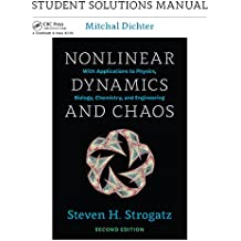 Student Solutions Manual for Nonlinear Dynamics and Chaos, 2nd edition: Volume 2