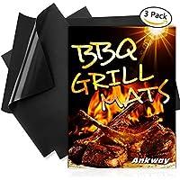 Ankway griglia BBQ , aggiornato in fibra di vetro tessuto