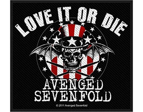 Avenged Sevenfold - Love It or Die - Toppa/Patch