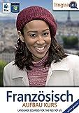 Französisch gehirn-gerecht, Aufbau Kurs Gehirn-gerecht Französisch lernen, Computerkurs Linguajet. Windows. Macintosh. 49 Min.