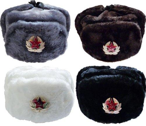 Russian Winter Hat Chapka