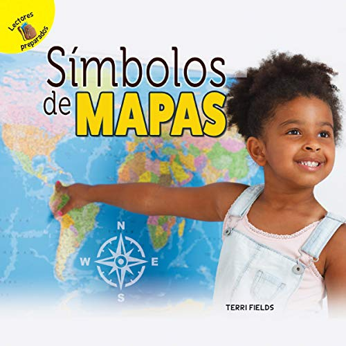 Símbolos de mapas/ Map Symbols (Descubrámoslo/ Let's Find Out) por Terri Fields