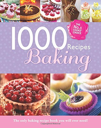 Baking (1000 Recipes)