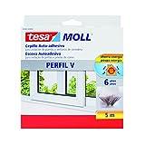 Tesa Moll - Perfil V 5M, color gris