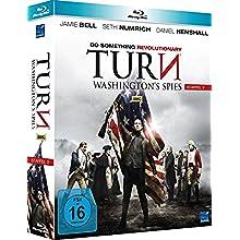 Coverbild: Turn - Washington's Spies - Staffel 2