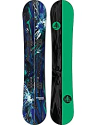 Burton Snowboard ft Custom Split, hombre, Snowboard FT Custom Split, azul y verde, 160