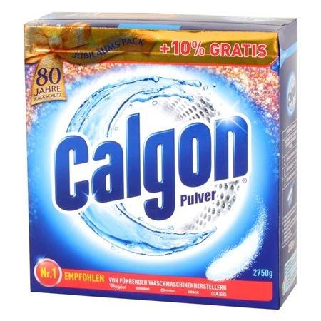 Calgon Pulver 2in1 Waschmaschine Kalkschutz 2,75kg (10% Gratis)