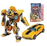 #6: M-Alive Transformer Car Deformation Best Super Hero Toy For Kids (Multicolor)