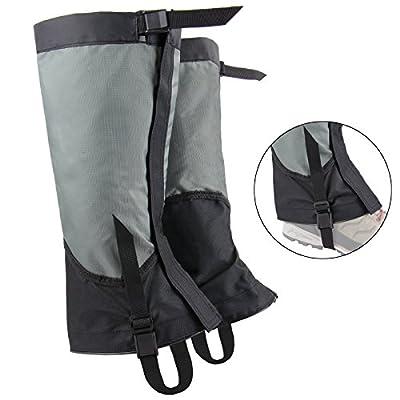 1 Paar Gamaschen wasserdicht für Schneeschuh Wandern etc. in 2 Größen von BB Sport von BB Sport auf Outdoor Shop