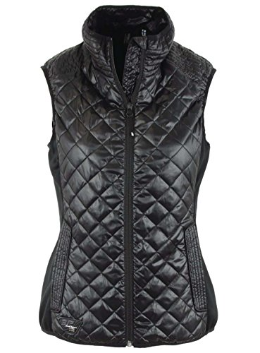 Icepeak Juana Vest Outdoorweste Damen schwarz