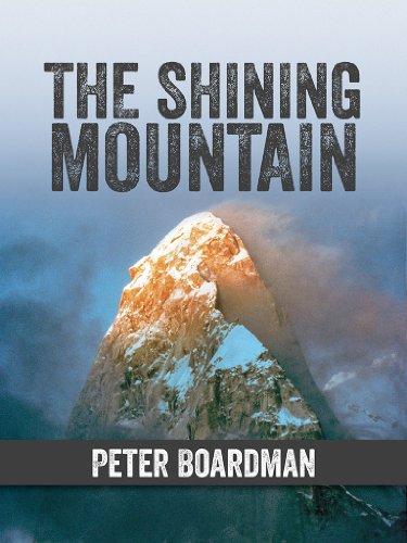The Shining Mountain por Peter Boardman