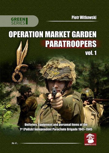 den Paratroopers (Green Series, Band 1) ()