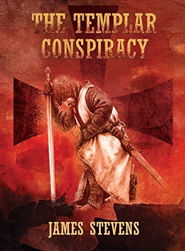 The Templar Conspiracy (Second in the DCI Lucas Jericho series) (English Edition) par James Stevens