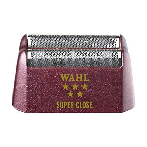 Wahl Super Close Foil, 5 Star Series, Silver by Wahl