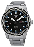 Seiko Herren-Armbanduhr Analog Automatik Edelstahl SRP733K1