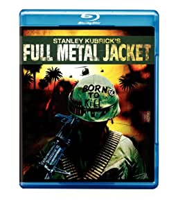 Full Metal Jacket [Blu-ray] [Import anglais]