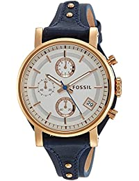 Fossil Original Boyfriend Analog Silver Dial Women's Watch - ES3838I