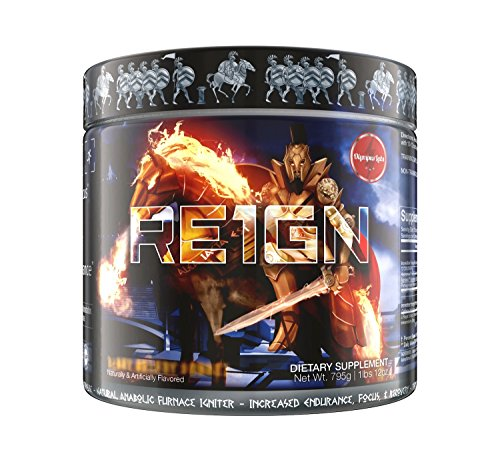Olympus Labs re1gn de pre Workout Booster (iSee Fury)