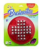 #4: ShopMeFast Awals Brainvita Game For Kids With Velvet Pouch