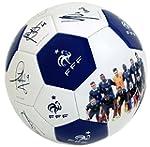 Ballon de football FFF - Signatures -...