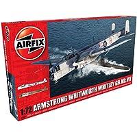 Airfix Armstrong Whitworth Whitley MK VII 1: 72Militar Aviones Kit de plástico Modelo